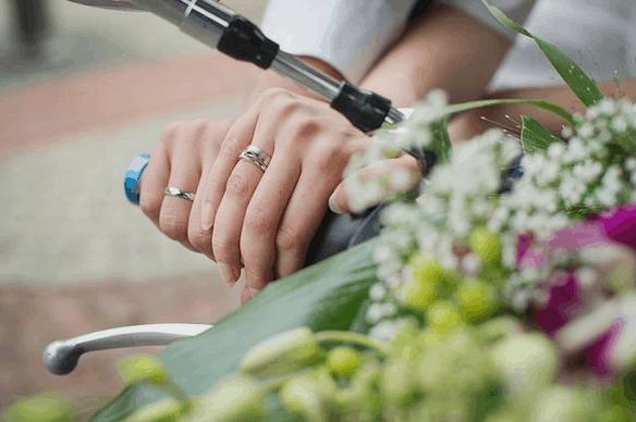 anillos detalles de boda