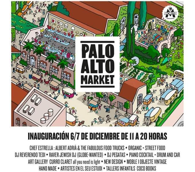 palo alto market antiguedades