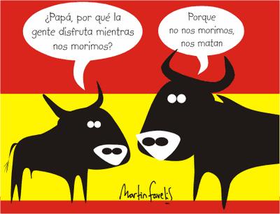 opositores fiesta nacional española