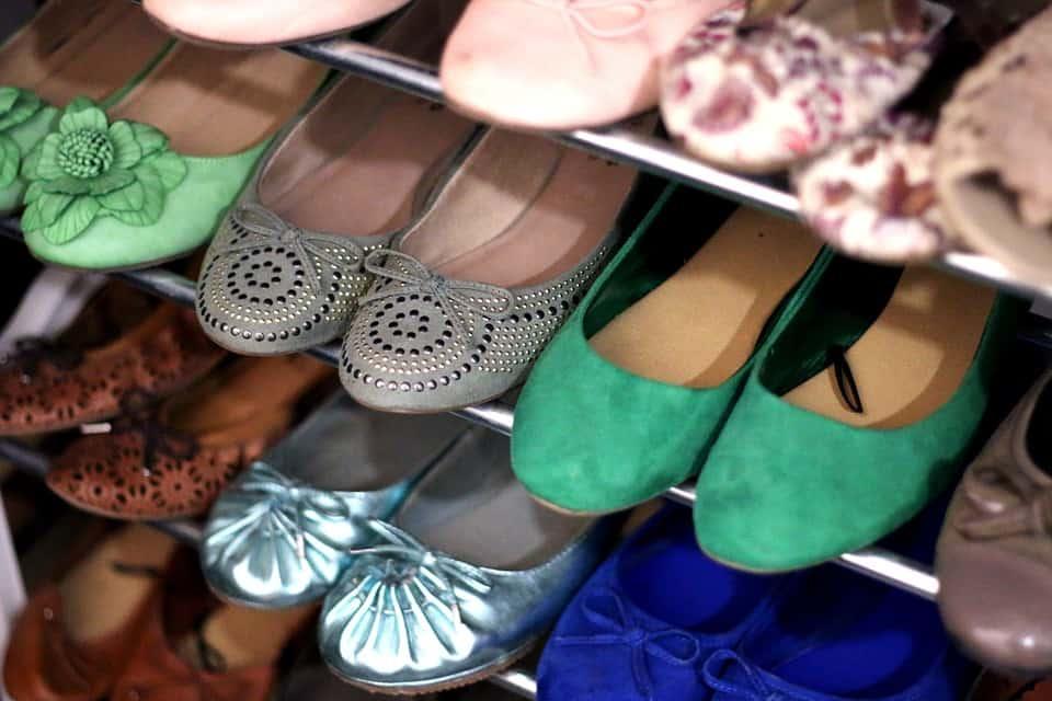 zapatos mujer bailarinas