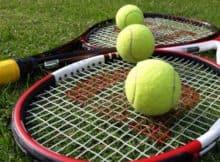 raquetas de tenis