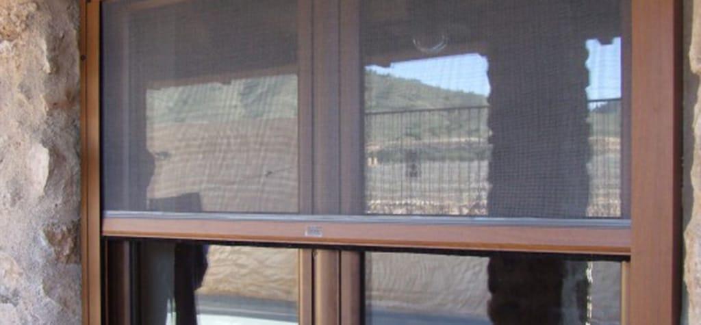 mosquiteras ventana