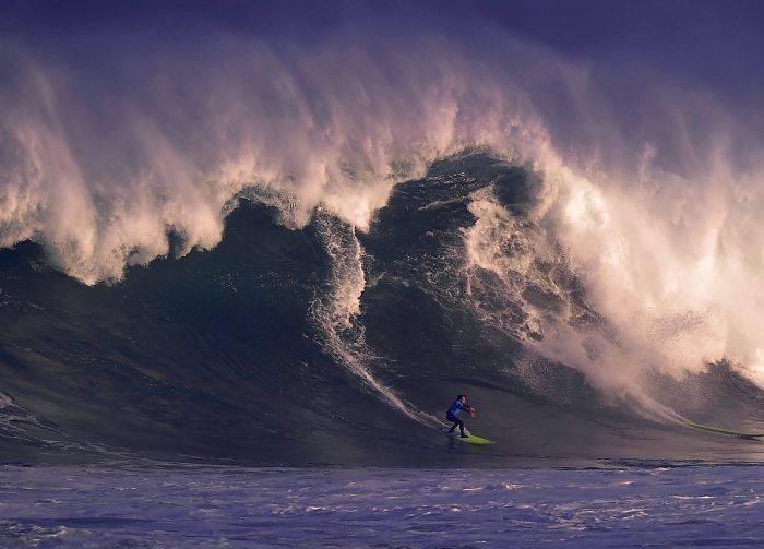 surf como depoerte extremo y peligroso