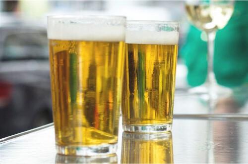 cervezas barra
