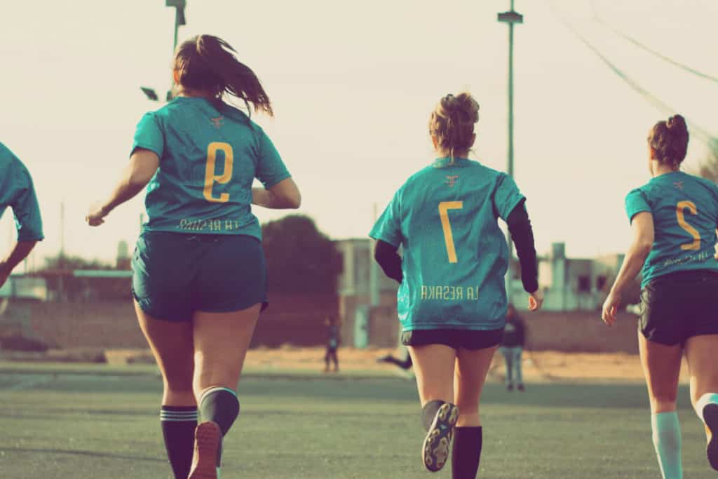 jugadoras futbol femenino