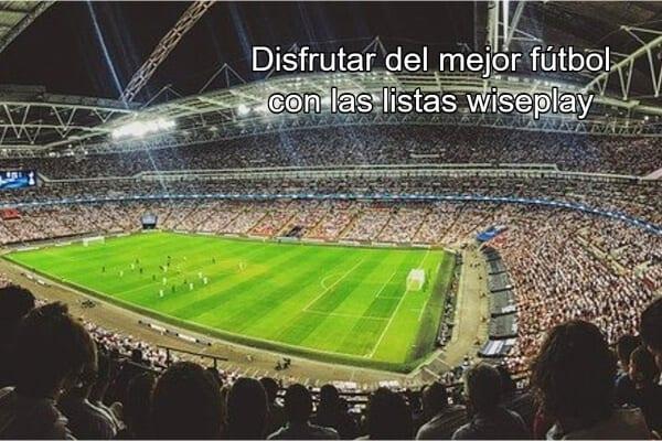 futbol listas wiseplay