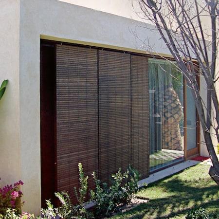 persianas alicantinas en jardin
